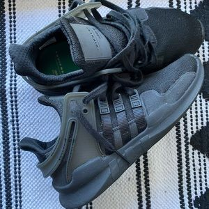 Adidas EQT Support ADV Shoes - All Black